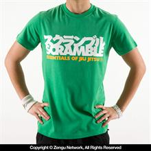 """Essentials"" Shirt - Green"